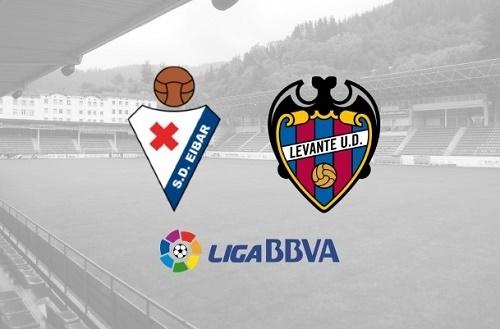 Levante vs Eibar Live streaming, telecast, preview 2015 La-liga.