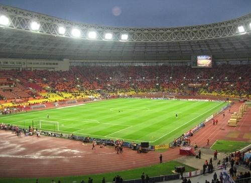 Luzhniki Stadium to host Final of 2018 FIFA world cup.