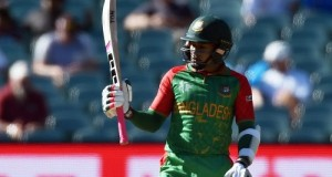 Mahmudullah hit maiden ton for Bangladesh in cricket world cup