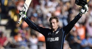 Martin Guptil becomes first Kiwi batsman to score double ton