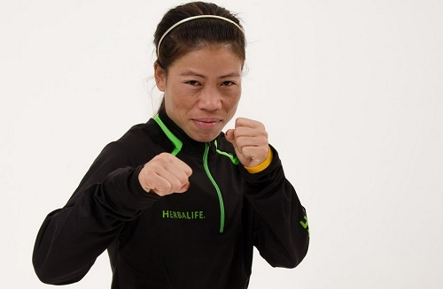 Mary Kom aims at gold in her last boxing event at Rio Olympics 2016.