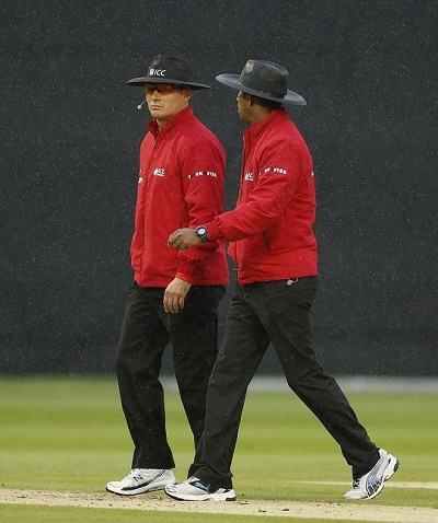 Match officials announced for AUS-NZ world cup 2015 final.