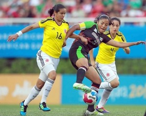 Melissa Ortiz said 2015 FIFA world cup opener against Mexico will be special.