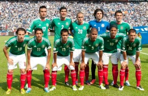 Mexico to play Peru, Brazil in June ahead of 2015 Copa America.