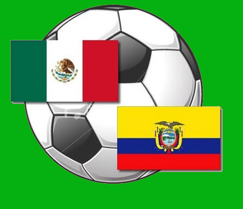 Mexico vs Ecuador Live Streaming, Telecast, Preview football friendly 28-3-2015.