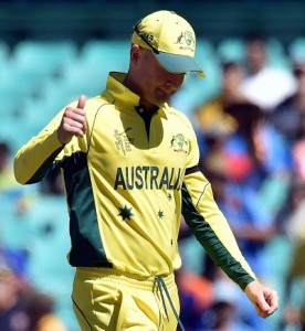 Michael Clarke to retire from ODI after world cup final.