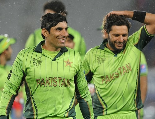 "Misbah said on Australia, ""Favorites doesn't win always""."