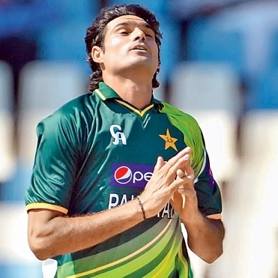 Mohammad Irfan ruled out from 2015 World Cup Pakistan squad.