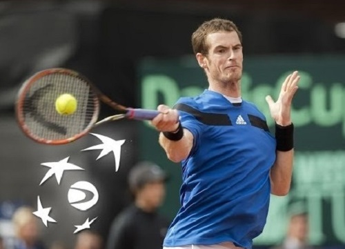 Murray vs Young live streaming, score, preview 2015 Davis cup.
