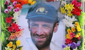 Nepal cricket organizing 63-over match to pay tribute to Phil Hughes.