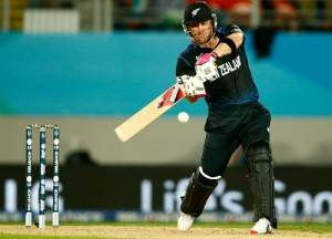 New Zealand qualify for cricket world cup final first time.