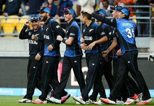 New Zealand reach world cup semi-final by beating West Indies.