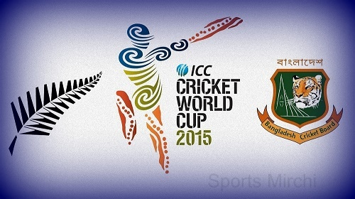 New Zealand vs Bangladesh Live Streaming, score, preview cwc15.