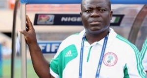 Nigeria coach Okon eyeing at FIFA world cup 2015 Semi-final berth