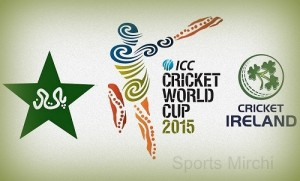 Pakistan vs Ireland Live Streaming, telecast, preview 2015 world cup.