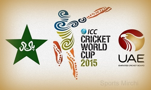 Pakistan vs UAE cricket world cup 2015 live streaming, score and preview.