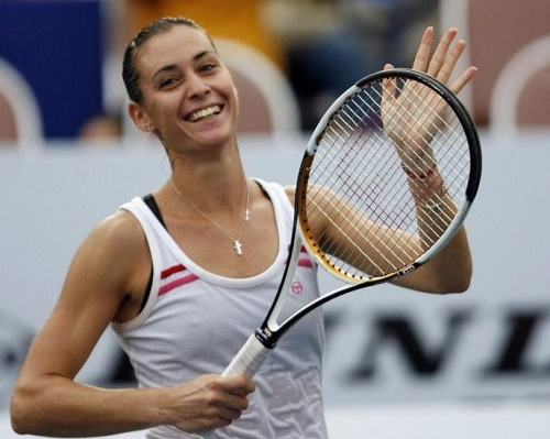 Pennetta vs Lisicki Preview, Live Telecast, Streaming Indian Wells 2015.
