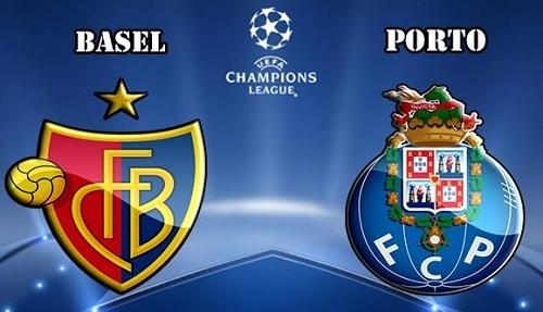 Porto vs Basel live stream, telecast, tv channels round-16 match 2015.