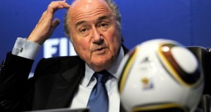 Racism is top agenda for Blatter ahead of 2018 FIFA world cup