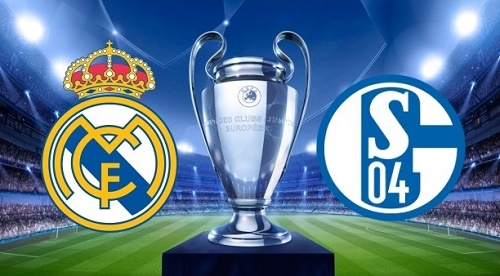 Real Madrid vs Schalke 04 live streaming, telecast, tv channels round-16.