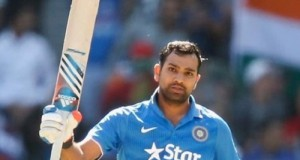Rohit: Tri-series defeat is past, we are looking to win world cup