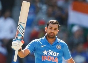 Rohit: Tri-series defeat is past, we are looking to win world cup.