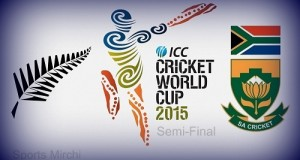 SA vs NZ Semi-Final Live Streaming, Telecast, Score 2015 world cup