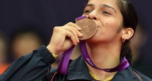 Saina Nehwal becomes first Indian to get world no. 1 rank in women's singles