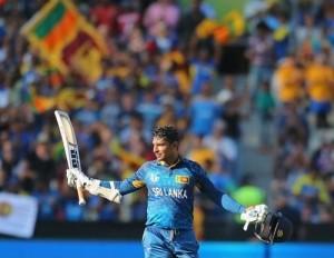 Sangakkara creates history as hits 4 successive ODI Hundreds.