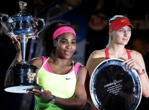 Serena Williams favorite to win BNP Paribas Open 2015.