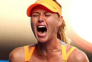 Sharapova out from BNP Paribas Open, Pennetta beat her at round-4.
