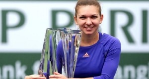 Simona Halep beat Jankovic to win Indian Wells Masters title