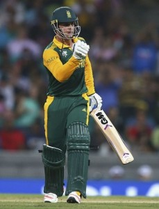 South Africa crunched SL to reach semi-final of 2015 world cup.