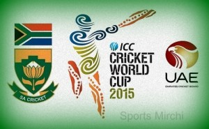South Africa vs UAE live telecast, streaming and preview cwc15.