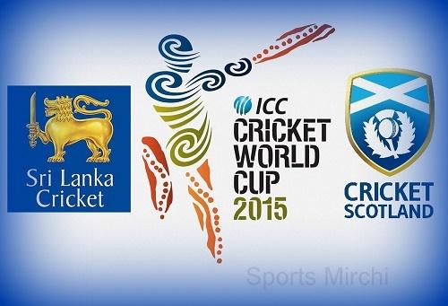 Sri Lanka vs Scotland Live Streaming, telecast, preview cwc15.