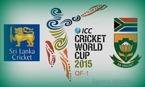 Sri-Lanka vs South Africa 1st Quarter-Final CWC 2015 Preview.