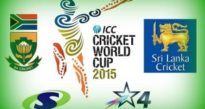 Sri Lanka vs South Africa Live Streaming, Telecast QF-1 cwc15