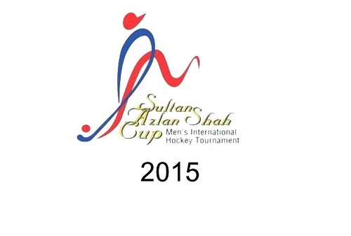 Sultan Azlan Shah Cup 2015 Schedule, fixtures and Time-Table.