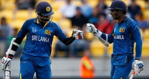 Thirimanne, Sangakkara hundreds beat England by 9 wickets at cwc15