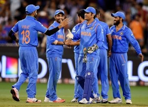 Top ways for India to qualify in 2015 cricket world cup final.