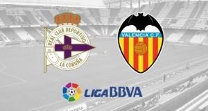 Valencia vs Deportivo La Coruna Live Stream, telecast, preview La-Liga 2014-15