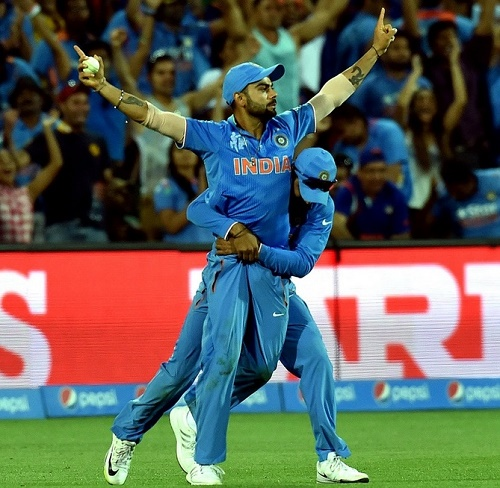 Virat Kohli thinks it's perfect time for India to beat Australia.
