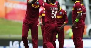 West Indies beat UAE to seal berth in ICC CWC Quarter-Finals 2015