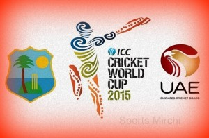 West Indies vs UAE live streaming, score, preview world cup 2015.