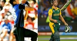 World Cup 2015 First Semi-Final SA vs NZ: 5 Key battles