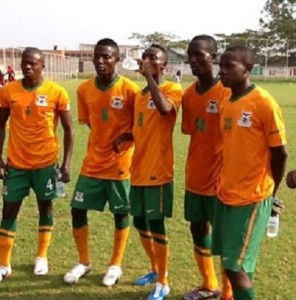 Zambia 21-man declared for African U-20 Championship 2015.