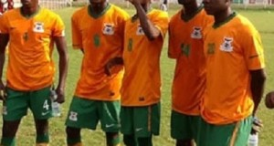 Zambia 21-man declared for African U-20 Championship 2015