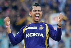 BCCI gives clean chit to Sunil Narine for bowling in IPL 2015.