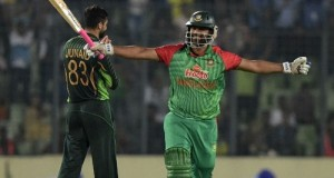 Bangladesh clinches first ODI series win over Pakistan