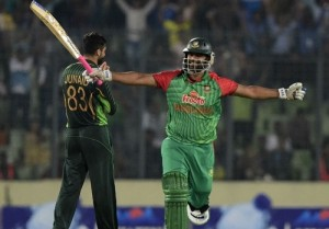 Bangladesh clinches first ODI series win over Pakistan.